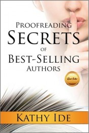 Proofreading Secrets Contest Winners