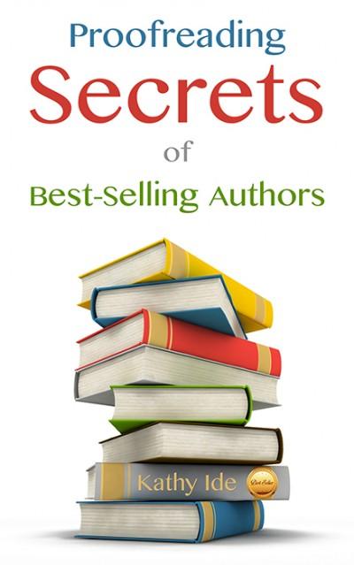 Proofreading Secrets 4