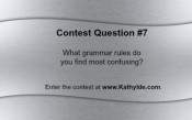 Contest Question #7
