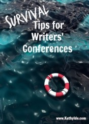 Survival Tips for Writers' Conferences