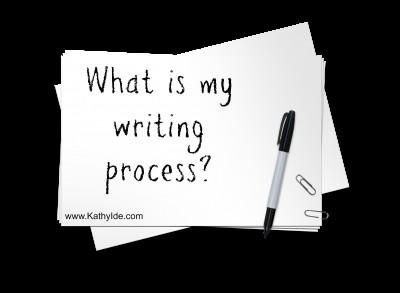 Kathy Writing Process