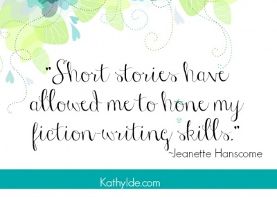 Jeanette Hanscome graphic