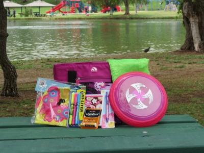 Summer Fun Prize