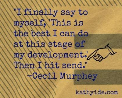 Quote, Murphey