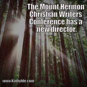 Mount Hermon's New Director