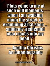 The Three Secrets of Agatha Christie's Success – guest post by Joanne Reese