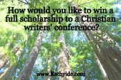 "5th Annual ""Promising Beginnings"" Christian Writers' Contest"