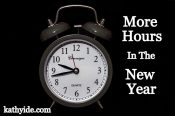 More Hours In The New Year