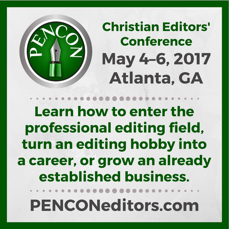 PENCON, Fourth Annual Christian Editors' Conference