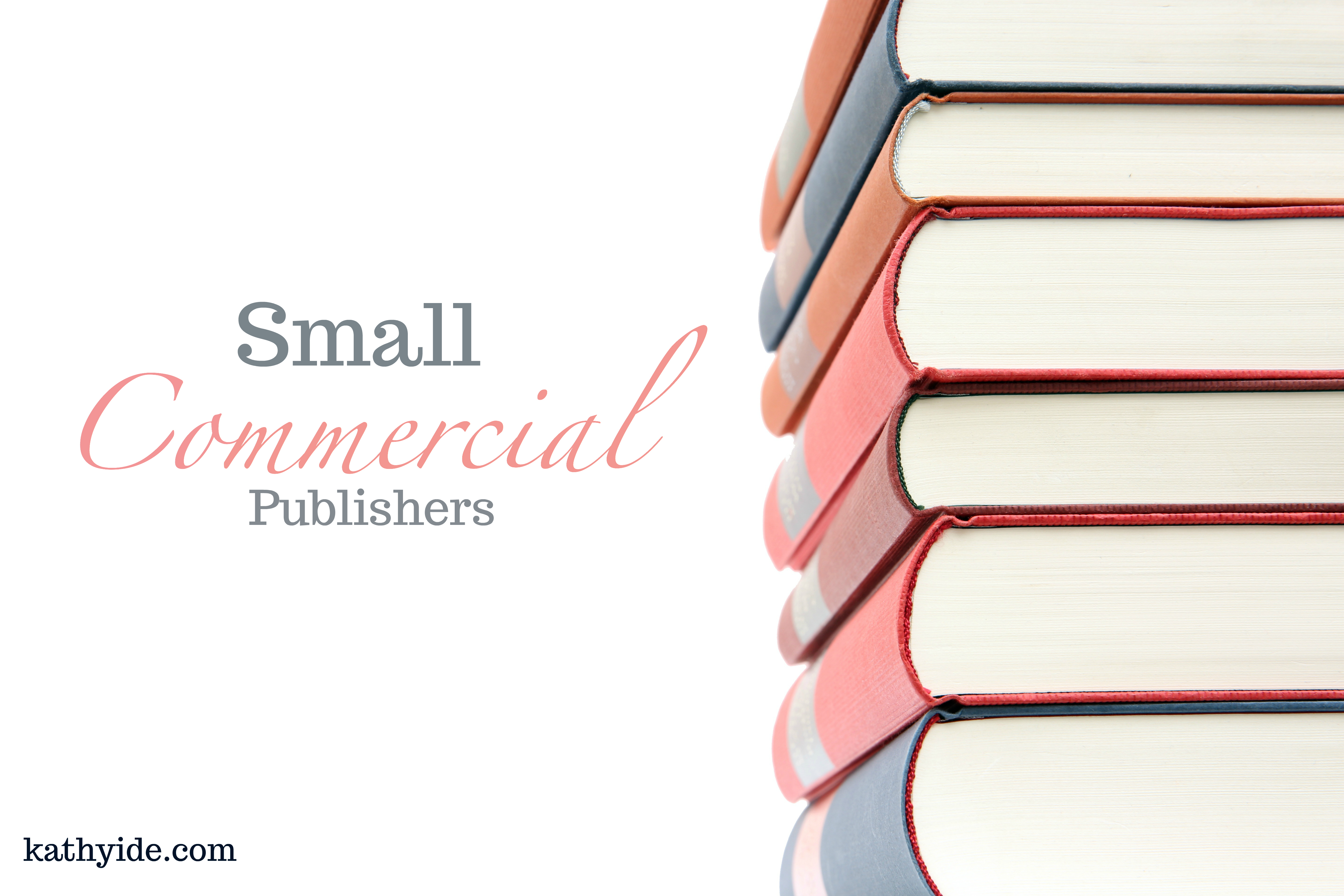Small Commercial Publishers