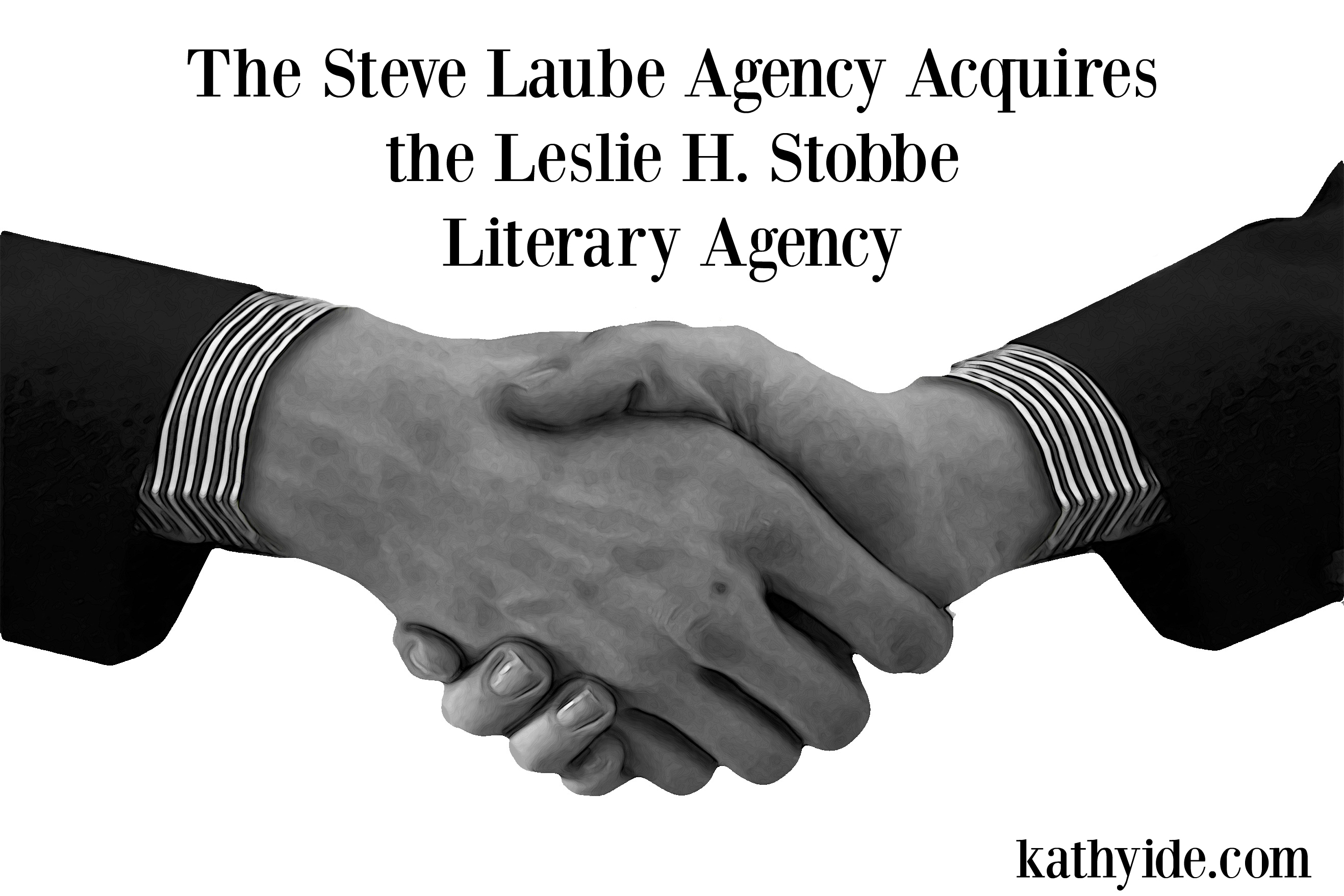 The Steve Laube Agency Acquires the Leslie H. Stobbe Literary Agency