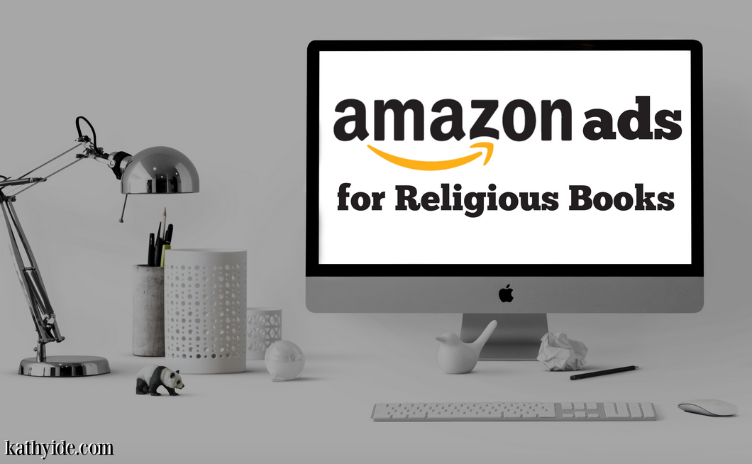 Amazon Ads for Religious Books