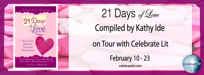 My Latest Celebrate Lit Blog Tour