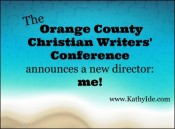 The OCC Writers' Conference Has a New Director