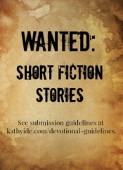 WANTED: Short Fiction Stories!