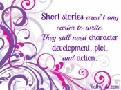 Short Stories vs. Novels
