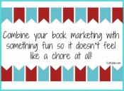 Making Book Promotion Fun