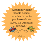 Amazon's Rules for Customer Reviews (Part 1)