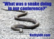 The Conference that Almost Didn't Happen … But God Came Through