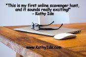 Author Scavenger Hunt – Part 1