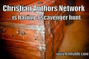 Author Scavenger Hunt – Part 2