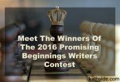 Meet the Promising Beginnings Contest Winners