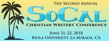 SoCal Christian Writers' Conference 2018