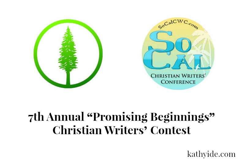 "7th Annual ""Promising Beginnings"" Christian Writers' Contest"