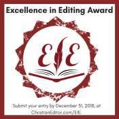 2019 Excellence in Editing Award
