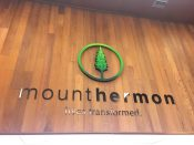 Mount Hermon: looking back on 2019 and forward to 2020